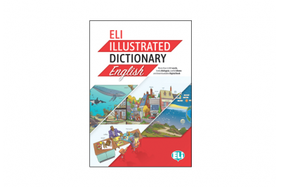 ELI illustrated dictionary English + audio and digital activities
