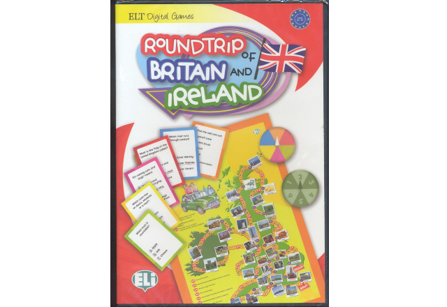 Roundtrip of Britain and Ireland - Дигитална игра