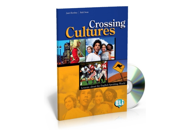 Crossing cultures + 2 CD-ROM - учебник