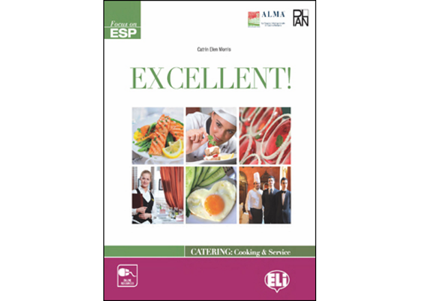 Excellent! Catering: Cooking & Service - coursebook