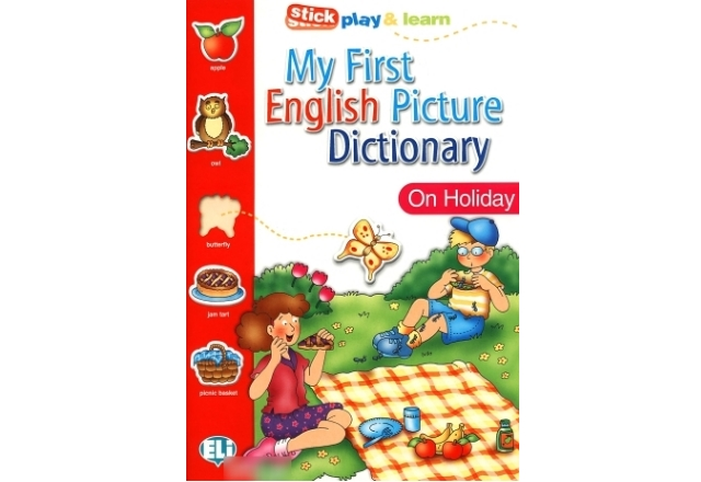 My First English Picture Dictionary - On Holiday