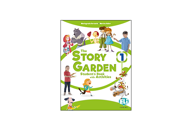 THE STORY GARDEN 1 - Student's Book with activities + Digital Book