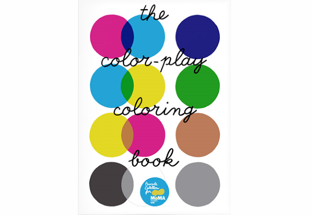 The Color-Play Coloring Book