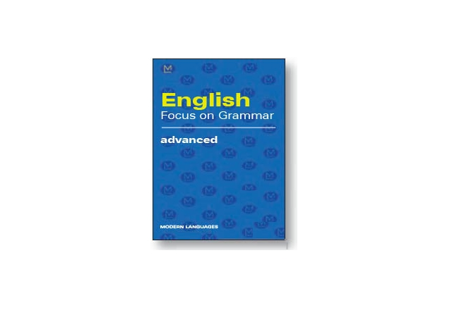 Focus on Grammar - Advanced