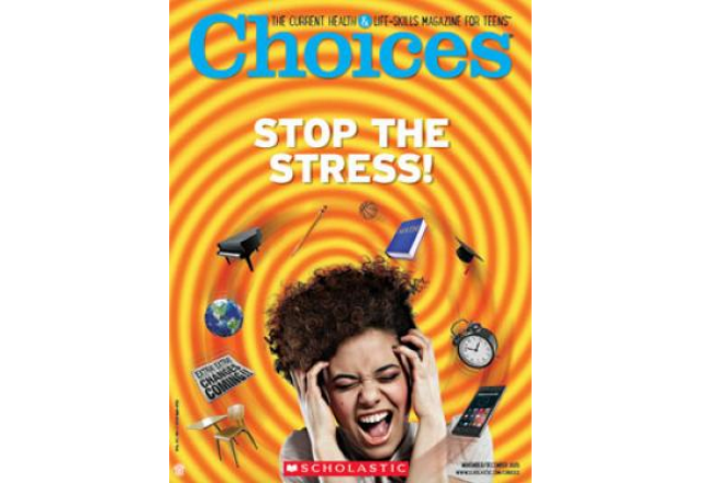 CHOICES magazine - 1бр.