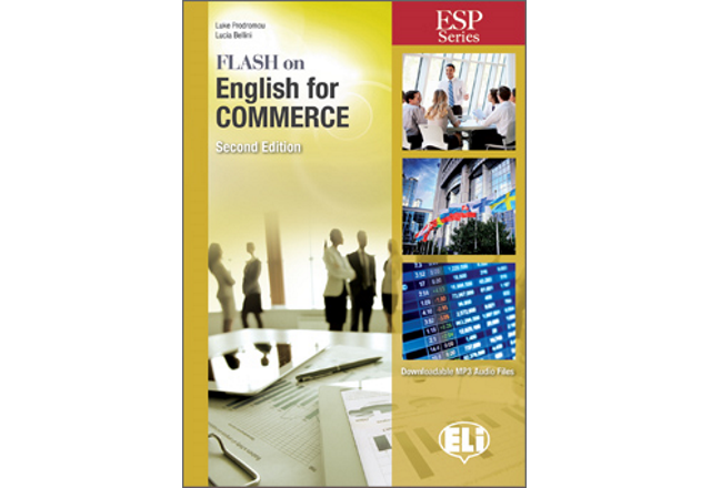 Flash on English for Commerce - Second edition