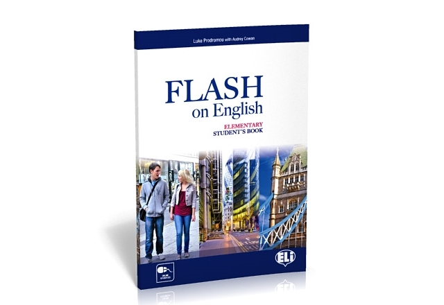 Flash on English Student's book:  Elementary
