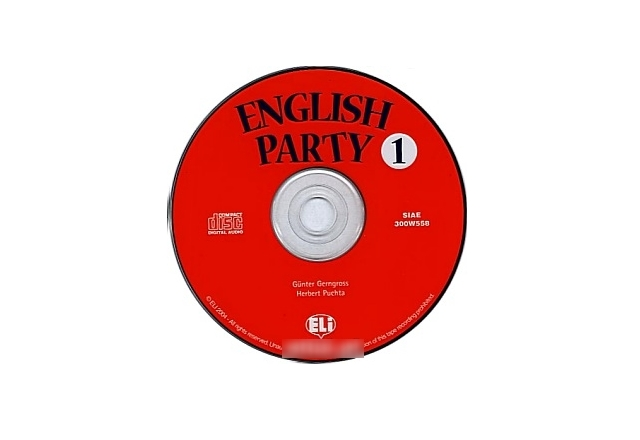 English Party 1 - АУДИО ДИСК