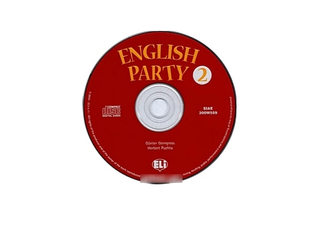 English Party 2 - АУДИО ДИСК