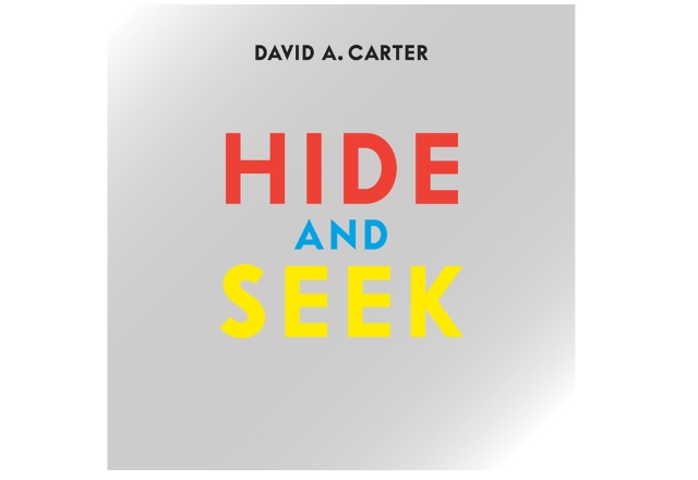 Hide and seek pop-up book