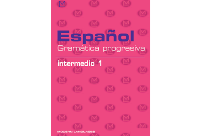 Español - Gramática progresiva - Intermedio 1 + CD