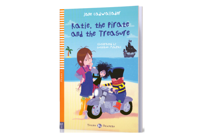 Katie, the Pirate and the Treasure + downloadable MP3