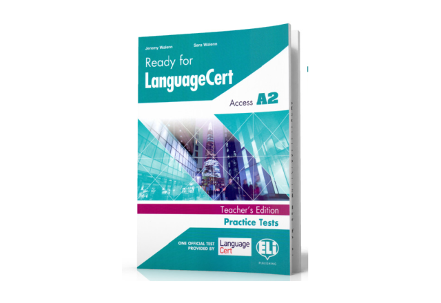 Ready for LanguageCert - Acces A2 - teacher's edition