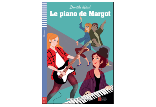Le piano de Margot + CD
