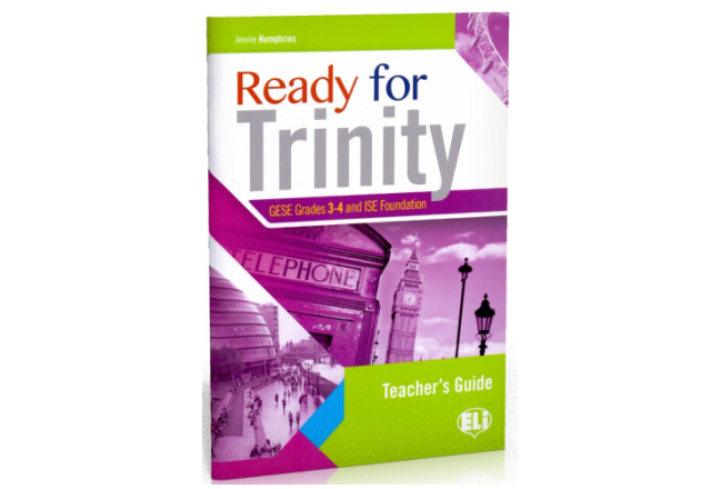 Ready for Trinity - Grades 3-4 Teacher's Guide