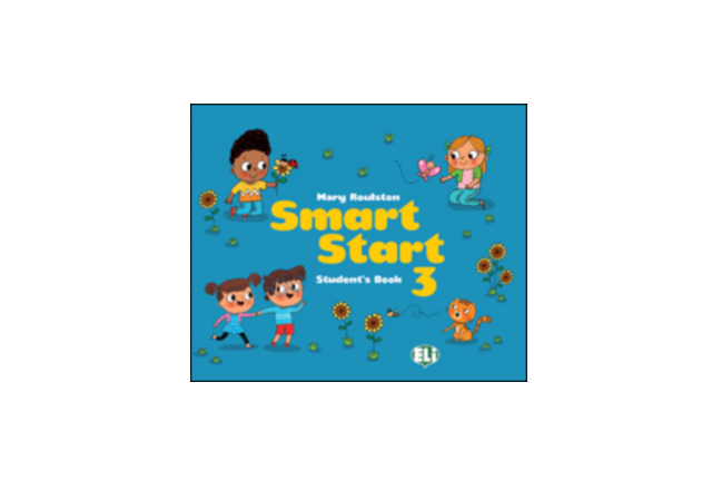 SMART START 3 SB + stickers + online audio and digital book