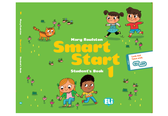 SMART START 1 SB + stickers + online audio and digital book