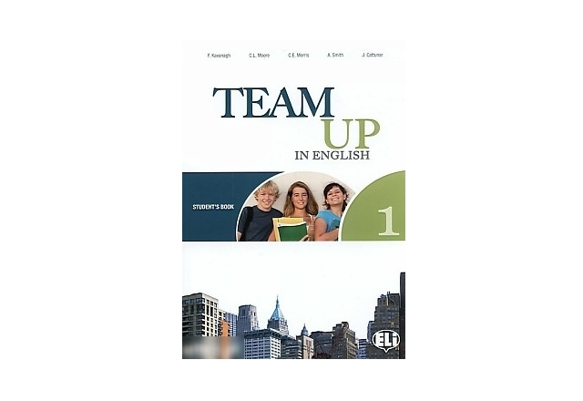 TEAM UP in English! 1 - Учебник