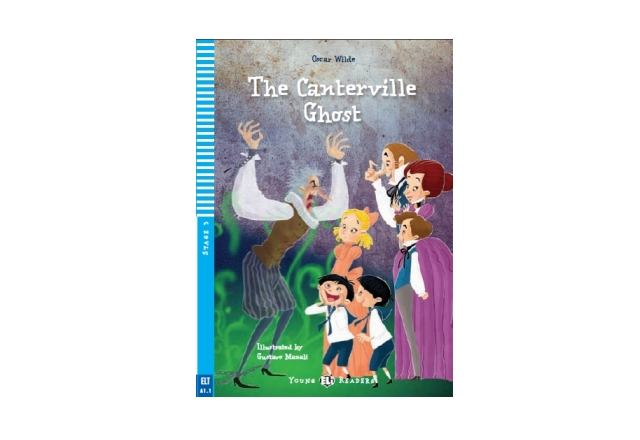The Canterville ghost + audio MP3