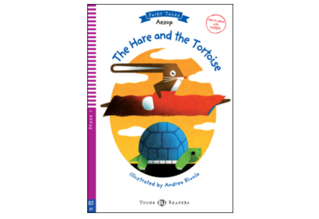 The Hare and the Tortoise + Video Multi-ROM