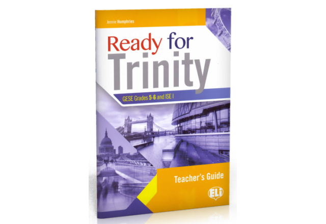 Ready for Trinity - Grades 5-6 Teacher's Guide
