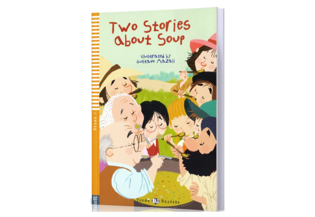 Two Stories About Soup + downloadable MP3