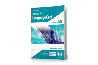 Ready for LanguageCert - Acces A2 + mp3