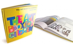 Art Book for Children - Yellow book