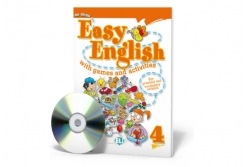 Easy English with games and activities 4