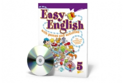 Easy English with games and activities 5