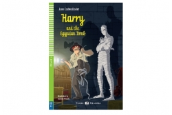 Harry and the Egyptian tomb + CD