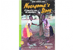 Nyangoma's Story-A Child's Life in Uganda + downloadable MP3