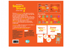 SMART START 2 SB + stickers + online audio and digital book