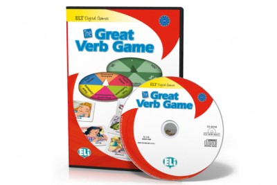 The great verb game - Дигитална игра
