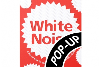 White noise POP-UP book