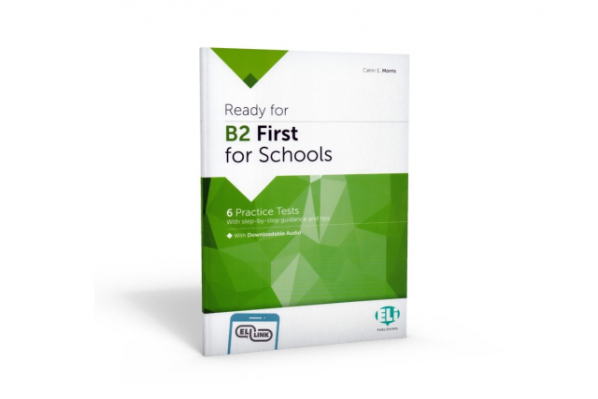 Ready for B2 First for Schools + audio MP3