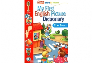 My First English Picture Dictionary - In Town