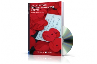 A collection of First World War poetry + CD