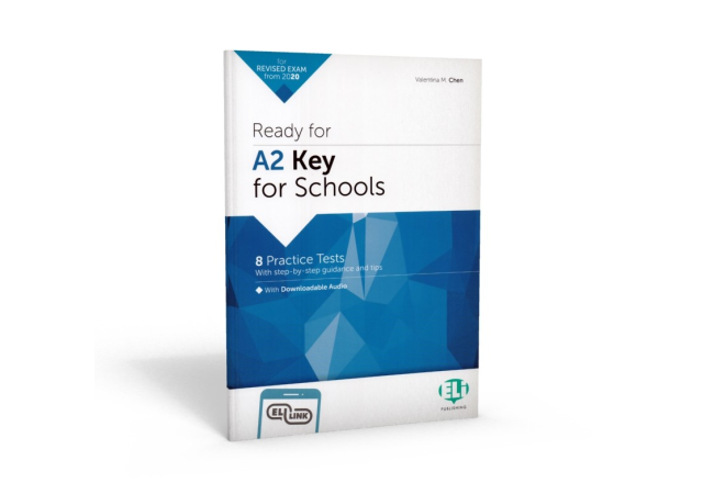 Ready for A2 Key for Schools + audio MP3