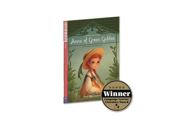 Anne of Green Gables + audio MP3