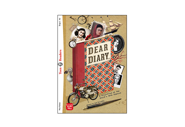 Dear diary... A collection of World's best diaries + audio MP3