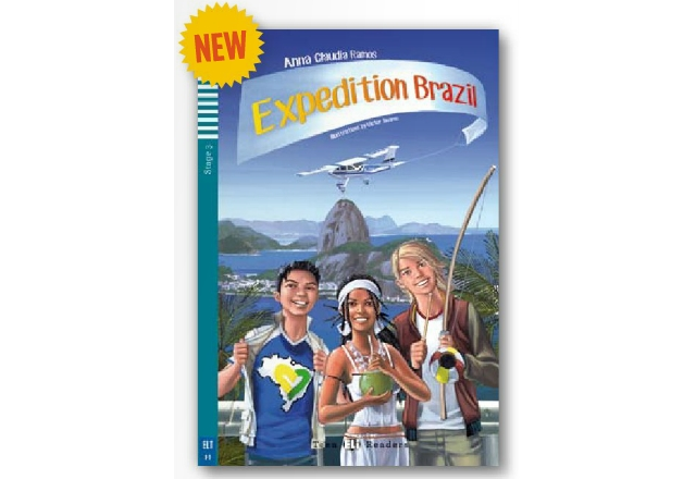 Expedition Brazil + audio MP3
