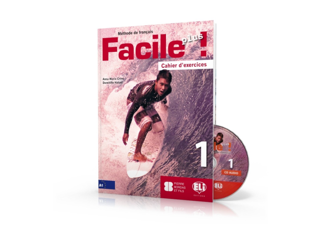 Facile Plus 1 - Cahier d'exercices + CD