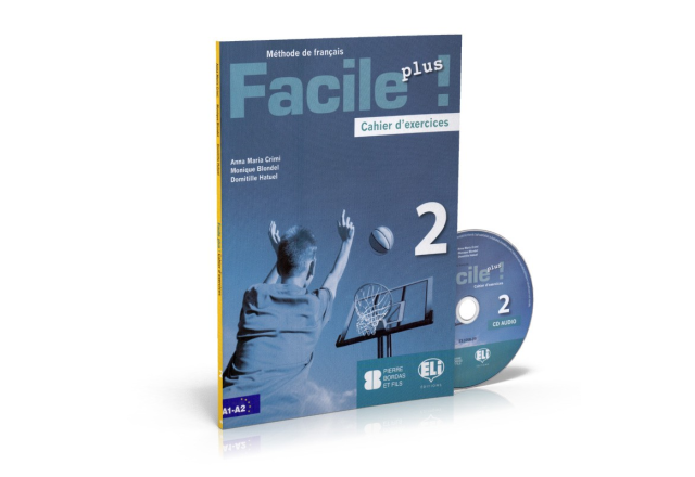 Facile Plus 2 - Cahier d'exercices + CD