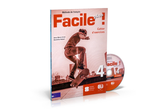 Facile Plus 4 - Cahier d'exercices + CD