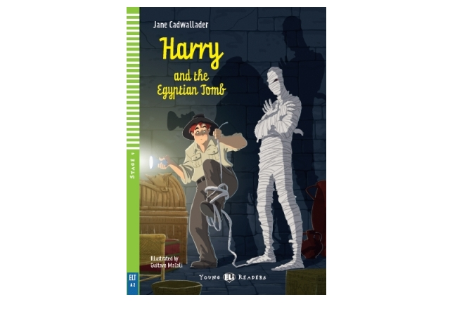 Harry and the Egyptian tomb + audio MP3