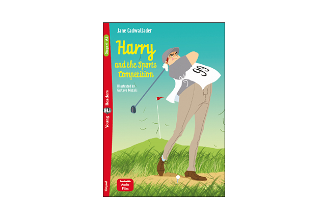 Harry and the Sport's Competition + audio MP3