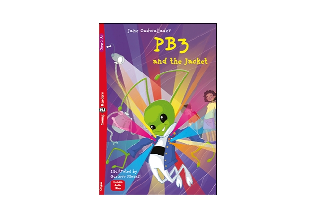 PB3 and the jacket + audio MP3/Video