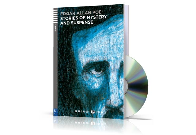 Stories of mystery and suspense + CD