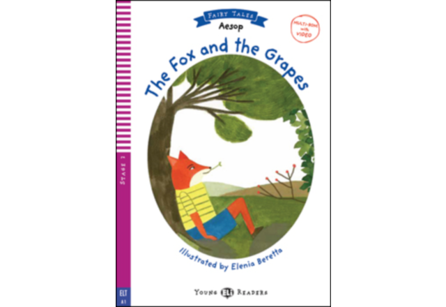 The Fox and the Grapes + Video Multi-ROM
